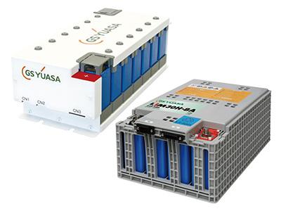 産業用リチウムイオン蓄電池